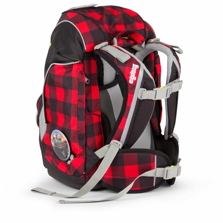 Рюкзак Ergobag LumBearjack с наполнением + светоотражатели в подарок, - фото 6