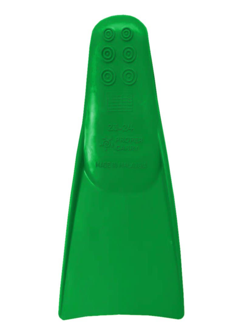Грудничковые каучуковые ласты для плавания ProperCarry Super Elastic очень маленькие размеры 21-22, 23-24, 25-26, 27-28, 29-30, - фото 9